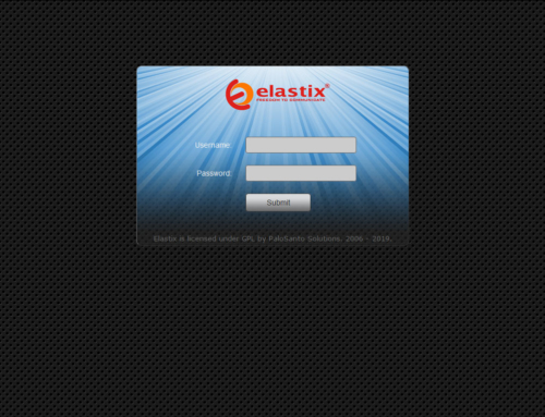 Conditional Call Forwarding – Elastix 2.x.x